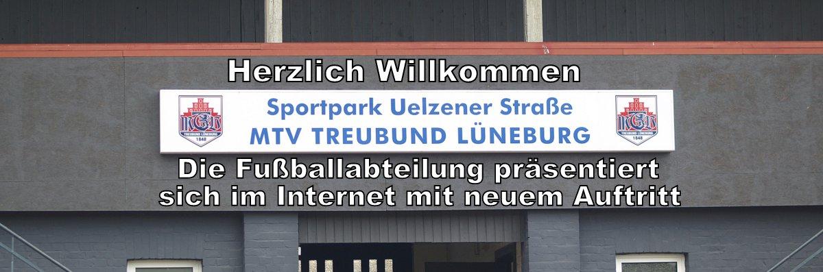 Tribühne im Sportpark Uelzener Str.
